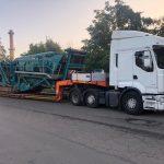 Transport przesyłowy logistyka