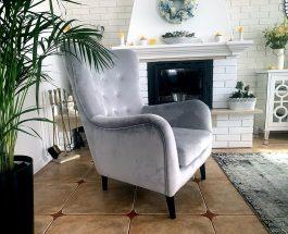 Praktyczne fotele do salonu